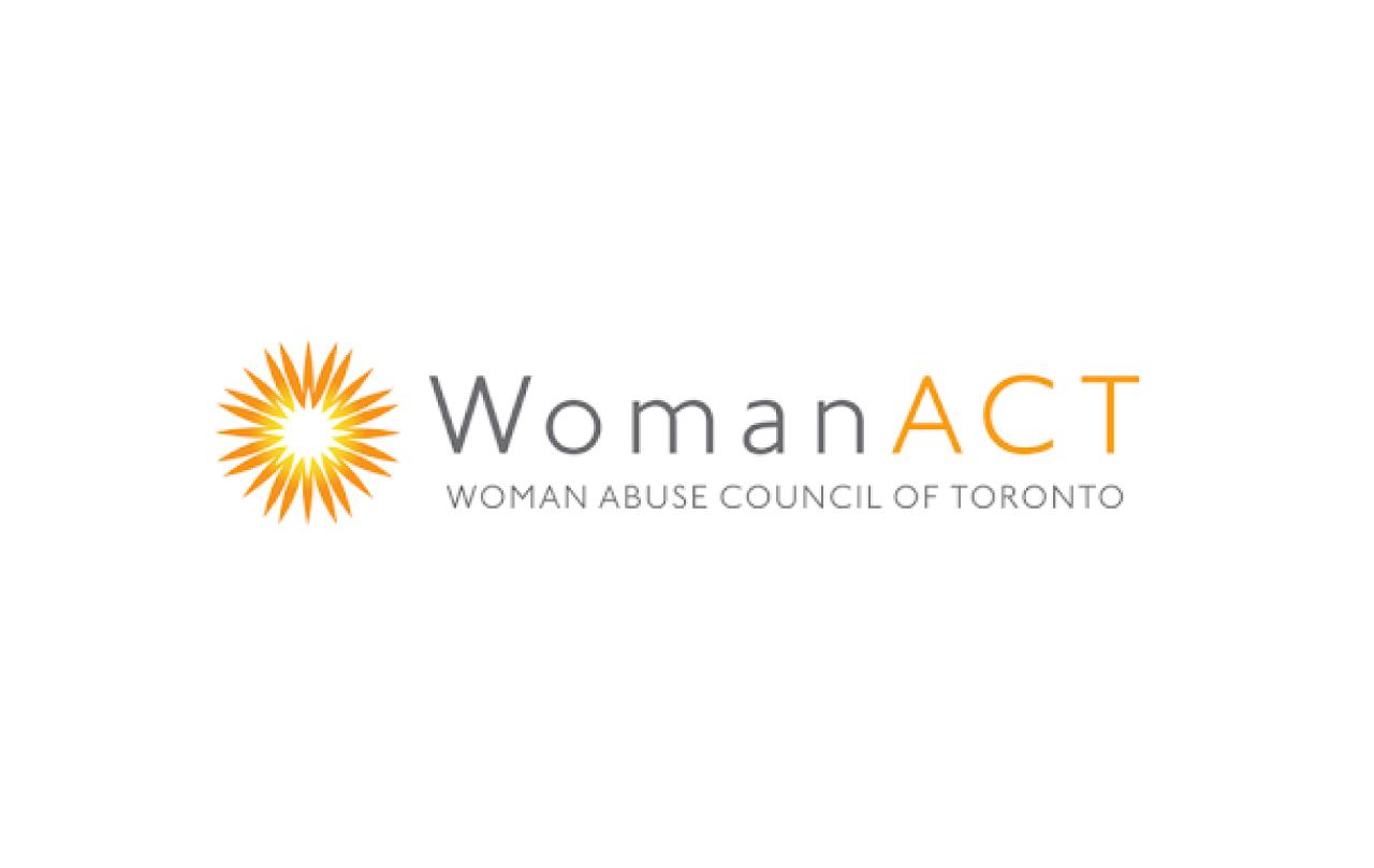 Woman Act Logo